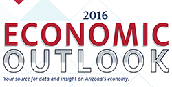 Register for the annual Economic Outlook Luncheon 2016 on December 9, 2016 at the Westin La Paloma in Tucson, Arizona