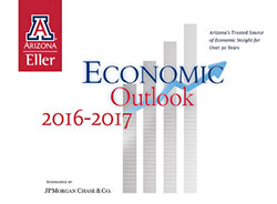 Presentation slides from the Annual Economic Outlook Luncheon: 2016-2017 held December 11, 2015 at the Westin La Paloma in Tucson, Arizona.