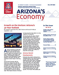 Arizona's Economy Fall 2017 Issue