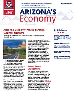 Arizona's Economy December 2016