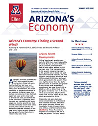 Arizona's Economy summer Issue in PDF