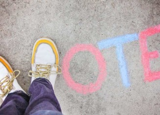 vote with your feet