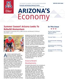 Arizona's Economy Winter 2018 Issue